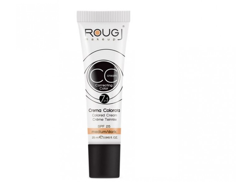 ROUGJ CC CREAM N 2 MEDIO SCURO 25 ML - Farmawing
