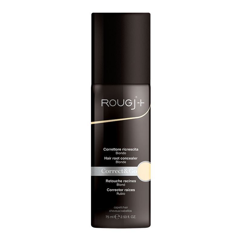 ROUGJ CORRECT&GO SPRAY RICRESCITA BIONDO 75 ML - Farmawing