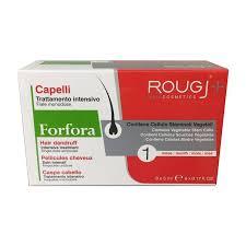 Rougj Trattam intensivo Forfora fiale 8x5 ml - Iltuobenessereonline.it