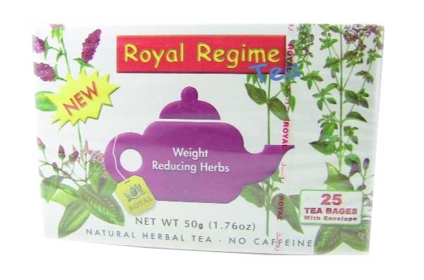 Royal Regime Tea 25 Bustine - Sempredisponibile.it