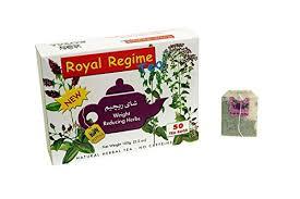 ROYAL REGIME TEA 50 BUSTINE 100 G - Farmawing