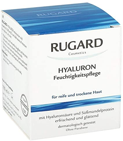 Rugard Crema Viso Hyaluron 50ml - Sempredisponibile.it