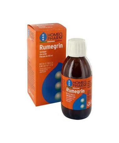 RUMEGRIN SCIROPPO 150 ML - Farmafirst.it