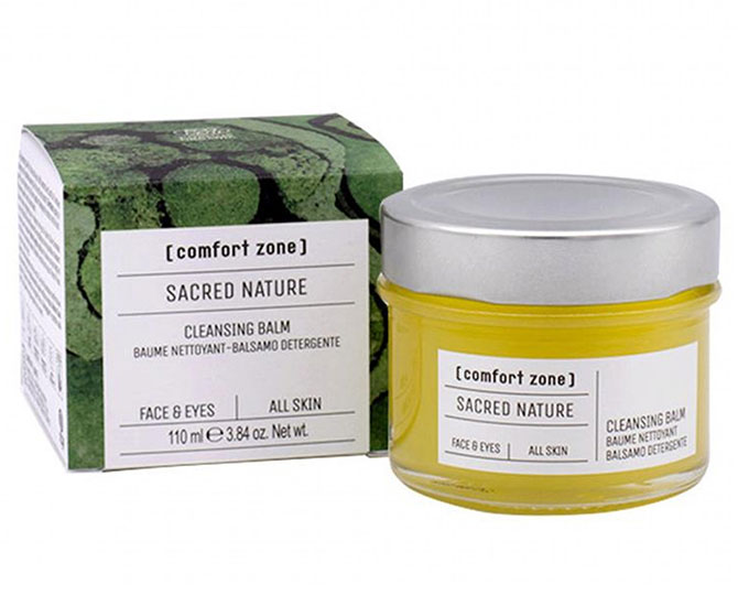 Comfort Zone Sacred Nature Cleansing Balm Balsamo Detergente 110 ml - Farmacielo