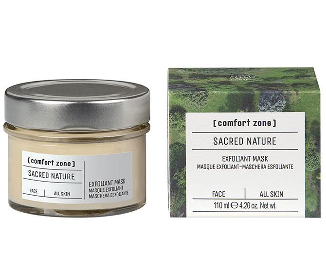 Comfort Zone Sacred Nature Exfoliating Mask Maschera Esfoliante 110 ml - Farmacielo