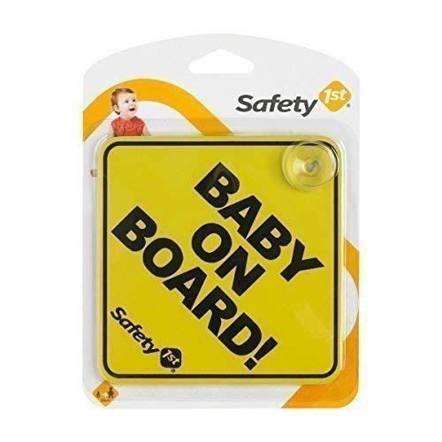 SAFETY 1ST BABY ON BOARD VENTOSA - Farmaconvenienza.it
