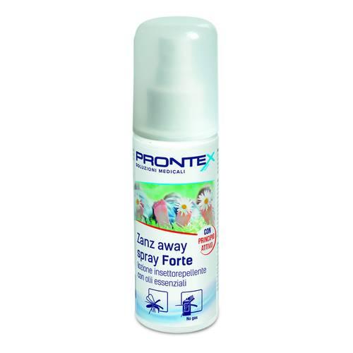 Safety Prontex Zanz Away Spray Forte Insetti 100ml - Zfarmacia