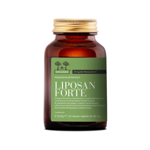 SALUGEA LIPOSAN FORTE 60 CAPSULE - Farmafamily.it