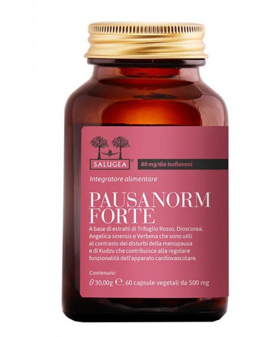 SALUGEA PAUSANORM FORTE 60 CAPSULE - Farmafamily.it