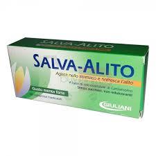 SALVA ALITO MENTA FORTE 30 COMPRESSE - Farmawing