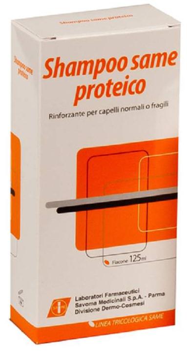 SAME SHAMPOO PROTEICO 125ML - Farmacia Centrale Dr. Monteleone Adriano