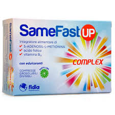SAMEFAST UP COMPLEX 20 COMPRESSE OROSOLUBILI DIVISIBILI - Farmajoy