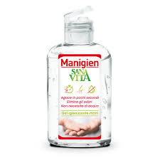 SANAVITA MANIGIEN GEL IGIENIZZANTE 100 ML - Farmaunclick.it