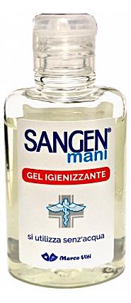 SANGEN MANI GEL IGIENIZZANTE 100 ML - Farmaci.me