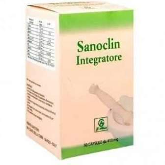 SANOCLIN MAMMA 50 CAPSULE - DrStebe