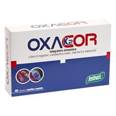 Santiveri Oxacor K2 40 capsule - Iltuobenessereonline.it