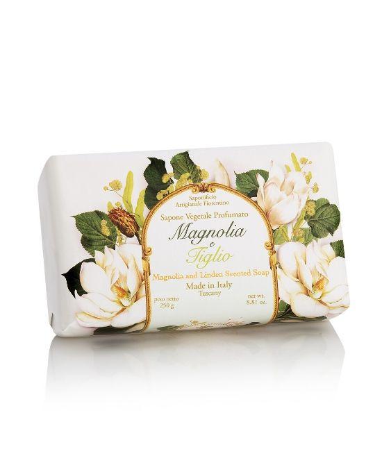 SAPONE MAGNOLIA E TIGLIO 250 G - Farmapage.it
