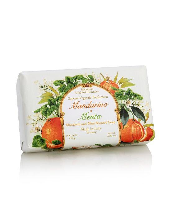 SAPONE MANDARINO E MENTA 250 G - Farmapage.it