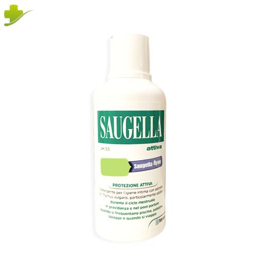 SAUGELLA ATTIVA 3,5PH 500 ML  - Farmastar.it