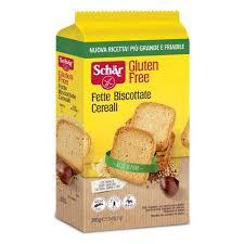 Schar Fette Biscottate ai Cereali senza Glutine 260g - Arcafarma.it