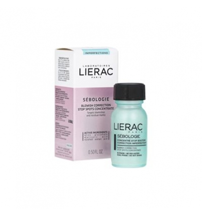 LIERAC SEBOLOGIE CONCENTRATO SOS ANTI-IMPERFEZIONI 15 ML - Farmastar.it