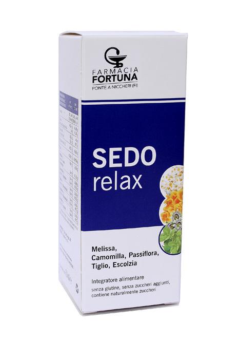 TuaFarmaonLine SEDOrelax Integratore Alimentare per Favorire il Sonno Gocce 50ml