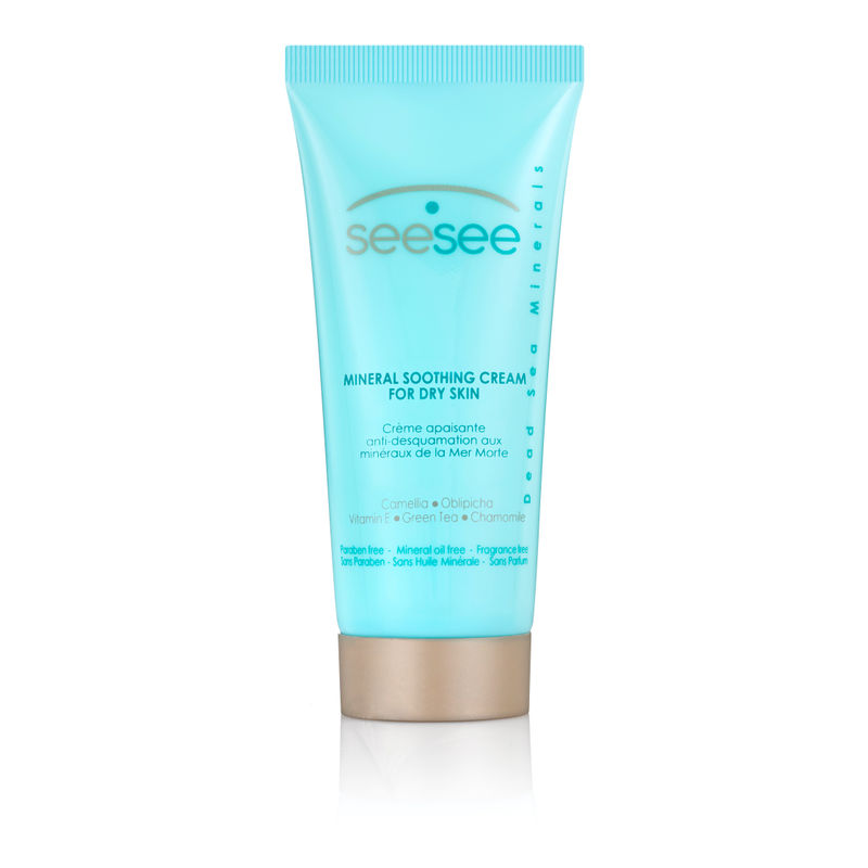 See See Mineral Soothing Cream for Dry Skin 100ml - Sempredisponibile.it