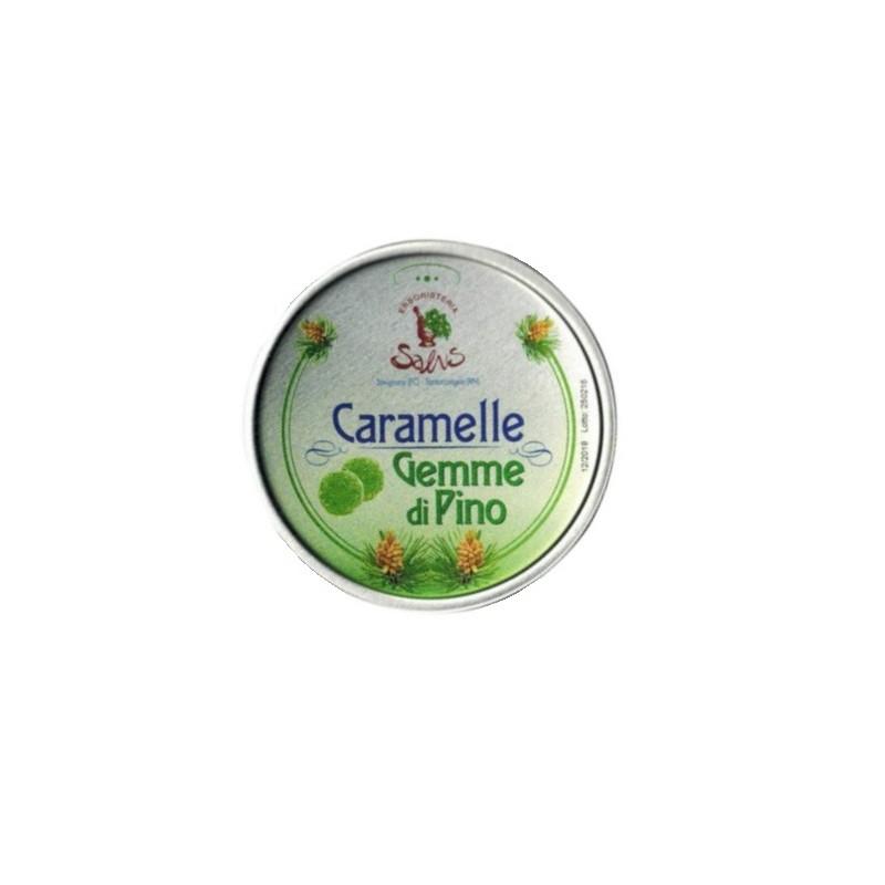 Selerbe Caramelle Gemme di Pino 50g - Sempredisponibile.it