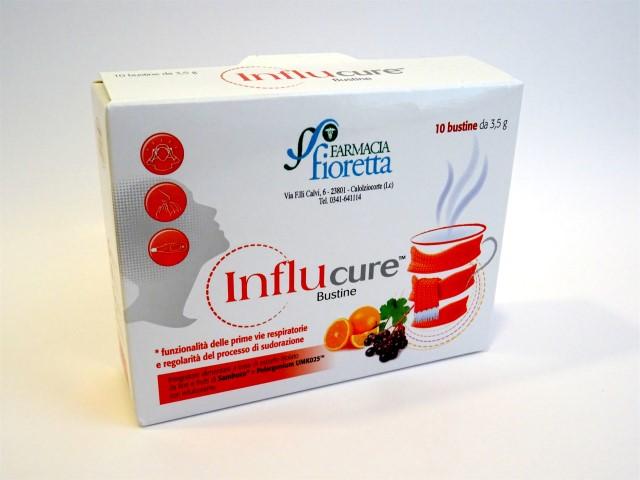 INFLUCURE BUSTINE 10 BUSTINE 3,5 G - farmalaura.it