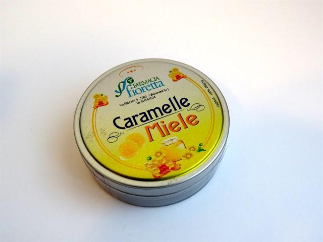 CARAMELLE MIELE 50 G - farmalaura.it
