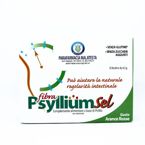 SELERBE PSYLLIUM SEL 20 BUSTE - Iltuobenessereonline.it
