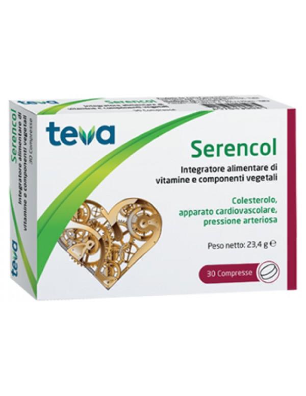 SERENCOL TEVA - Farmalilla