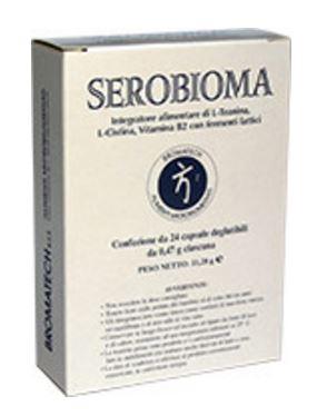 Serobioma 24 Capsule - Farmalilla