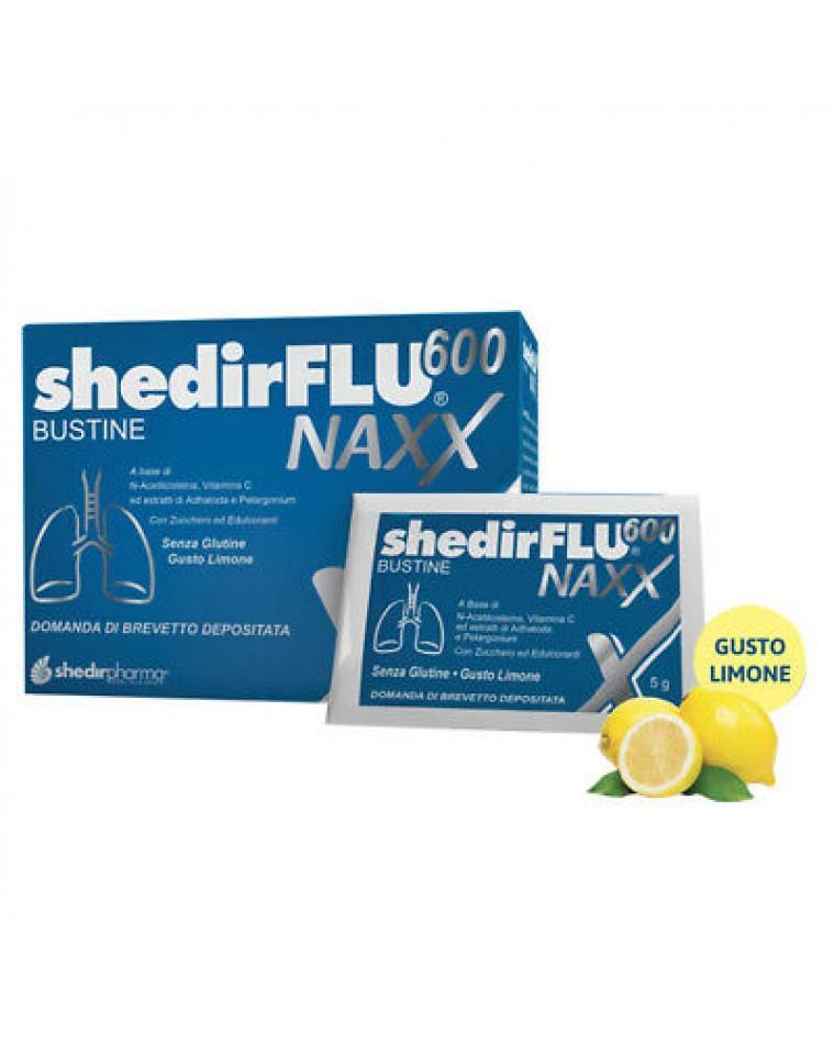 SHEDIRFLU 600 NAXX 20 BUSTINE - FARMAPRIME