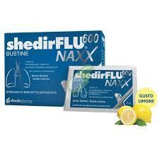SHEDIRFLU 600 NAXX 20 BUSTINE - FarmaHub.it