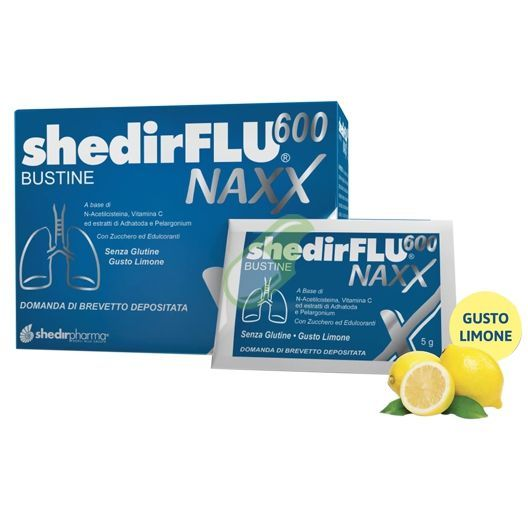 SHEDIRFLU 600 NAXX 20 BUSTINE - DrStebe