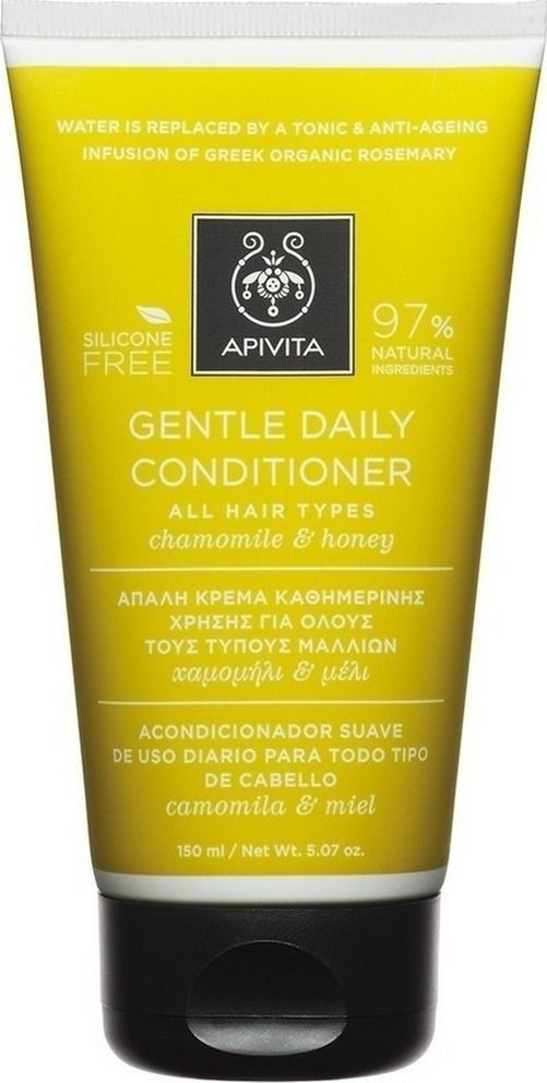 APIVITA SHINE&REVITAL CONDITIONER ORANGE/HONEY 150 ML - Zfarmacia