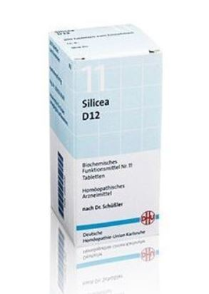 SILICEA 11 SCHUSS 12 DH 50 G - Farmafirst.it