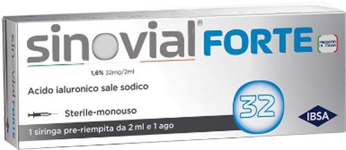 SINOVIAL FORTE SIR 1,6% 1PZ - Farmacia Centrale Dr. Monteleone Adriano