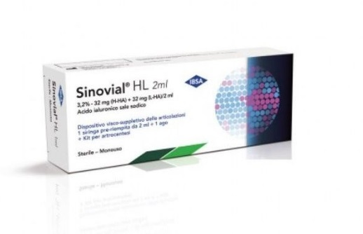 SINOVIAL HL SIR 3,2% 2ML - Farmafamily.it