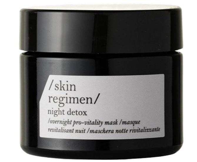 Comfort Zone Skin Regimen Night Detox Maschera Notte Rivitalizzante 50 ml - Farmacielo