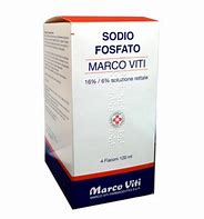 SODIO FOSFATO MV*RETT 4FL - Farmaunclick.it