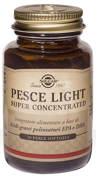 PESCE LIGHT SUPER CONCENTRATO 30 PERLE - Farmacia Centrale Dr. Monteleone Adriano
