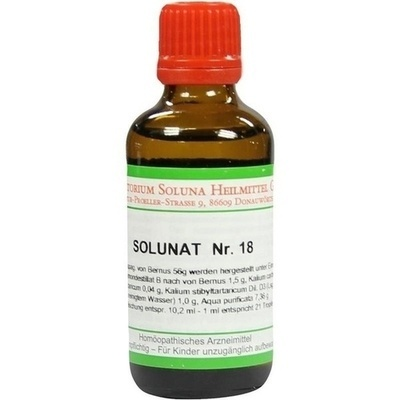 Solunat 18 50ml