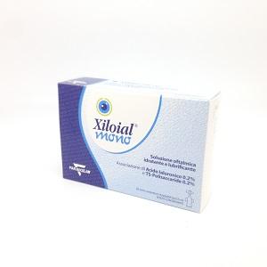Xiloial Mono Soluzione Occhi 20 Da 0,5ml