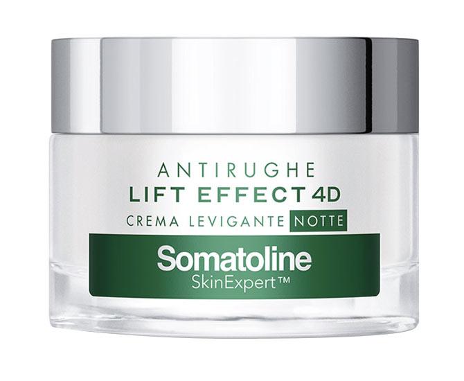Somatoline Cosmetic Lift Effect 4D Crema Chrono Filler Notte 50 ml - Farmacielo