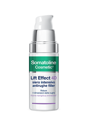 Somatoline Cosmetic Lift Effect 4D Siero Intensivo Antirughe Filler 30ml - La tua farmacia online