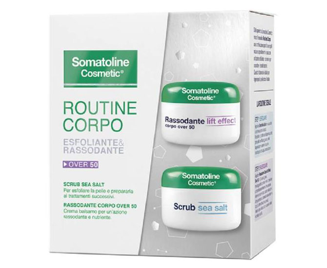 Somatoline Cosmetic Esfoliante & Rassodante Over 50  - Farmacielo