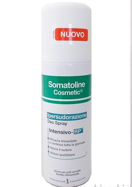 somatoline ipersudorazione spray 125 ml + 125 ml - Zfarmacia