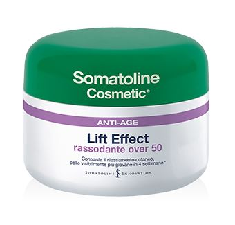 SOMATOLINE COSMETIC LIFT EFFECT RASSODANTE OVER 50 300 ML - Farmacia 33